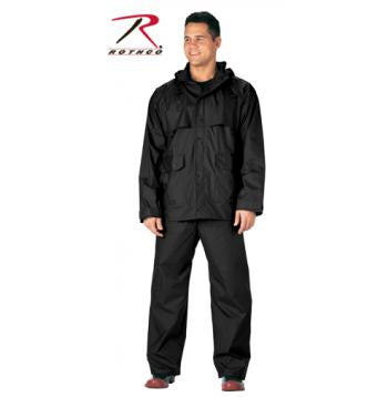 2 Piece Microlite PVC Rainsuit - Delta Survivalist