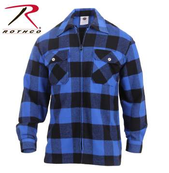 Concealed Carry Flannel Shirt - Delta Survivalist