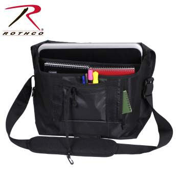 Polyester Elusion Messenger Bag