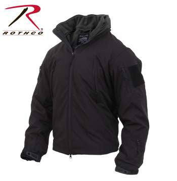 3-in-1 Spec Ops Soft Shell Jacket - Delta Survivalist