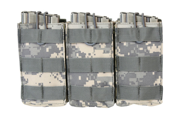 M.O.L.L.E. Open Top Triple Mag Pouch