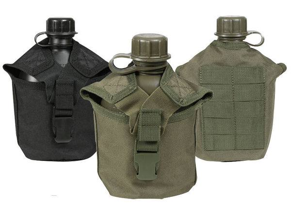 MOLLE Compatible 1 Quart Canteen Cover - Delta Survivalist