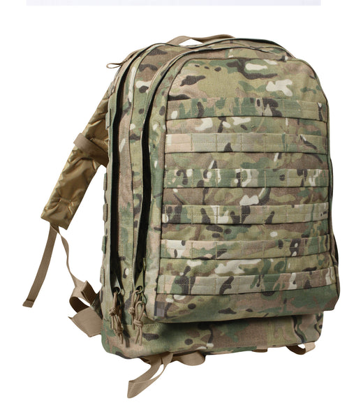 MOLLE II 3-Day Assault Pack - Delta Survivalist