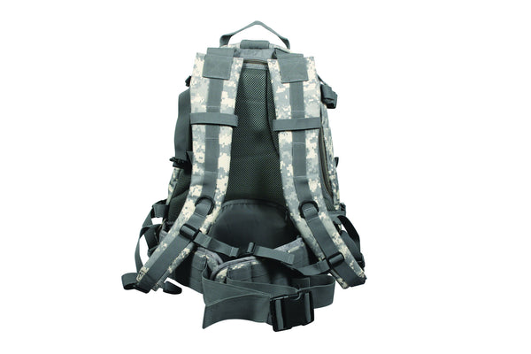 Deluxe ACU Digital MOLLE Long Range Assault Pack - Delta Survivalist