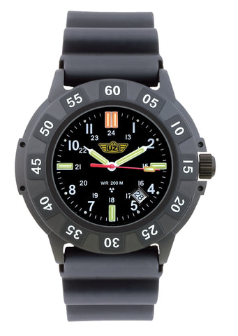 Uzi Protector Watch - Delta Survivalist