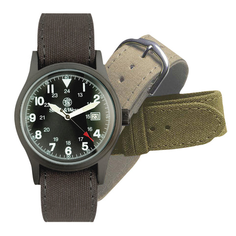 Smith & Wesson Military Watch Set - Delta Survivalist