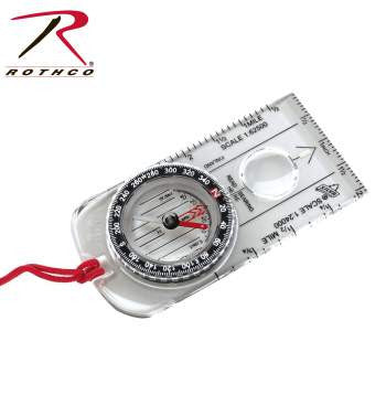 Explorer 203 Compass - Delta Survivalist