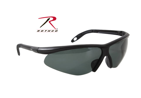 0.44 Caliber Polarized Sport Glasses - Delta Survivalist