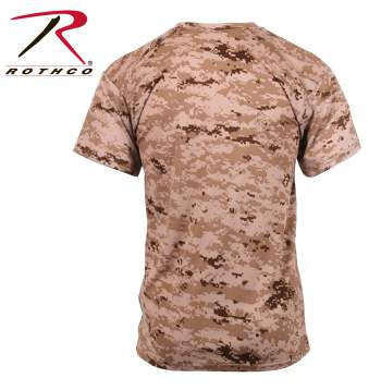 Polyester Performance T-Shirt - Delta Survivalist