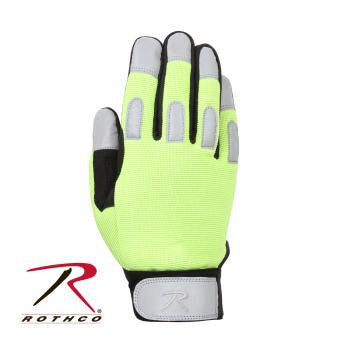 Lightweight Reflective All Purpose Duty Gloves - Delta Survivalist
