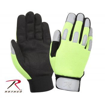 Lightweight Reflective All Purpose Duty Gloves