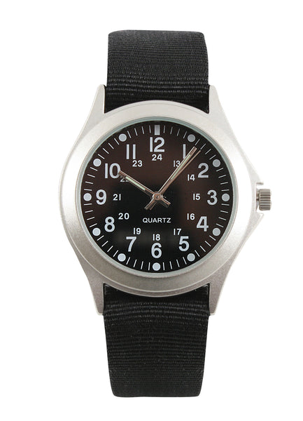 Military Style Quartz Watch - Delta Survivalist