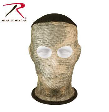 Spandoflage Head Net - Delta Survivalist