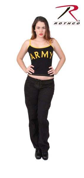 Army Womens Tank Top - Delta Survivalist