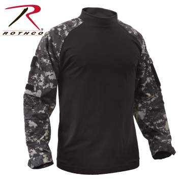 Tactical Airsoft Combat Shirt - Delta Survivalist