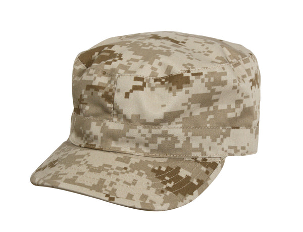 Camo Fatigue Caps - Delta Survivalist