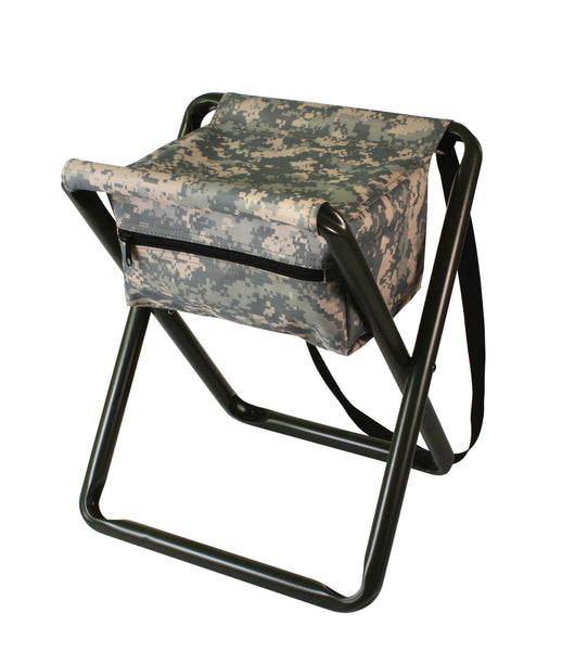 Deluxe Stool With Pouch - Delta Survivalist