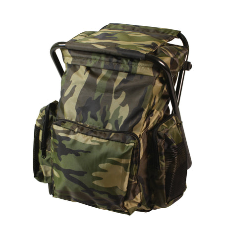 Backpack and Stool Combo Pack - Delta Survivalist