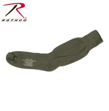 G.I. Type Cushion Sole Socks - Delta Survivalist