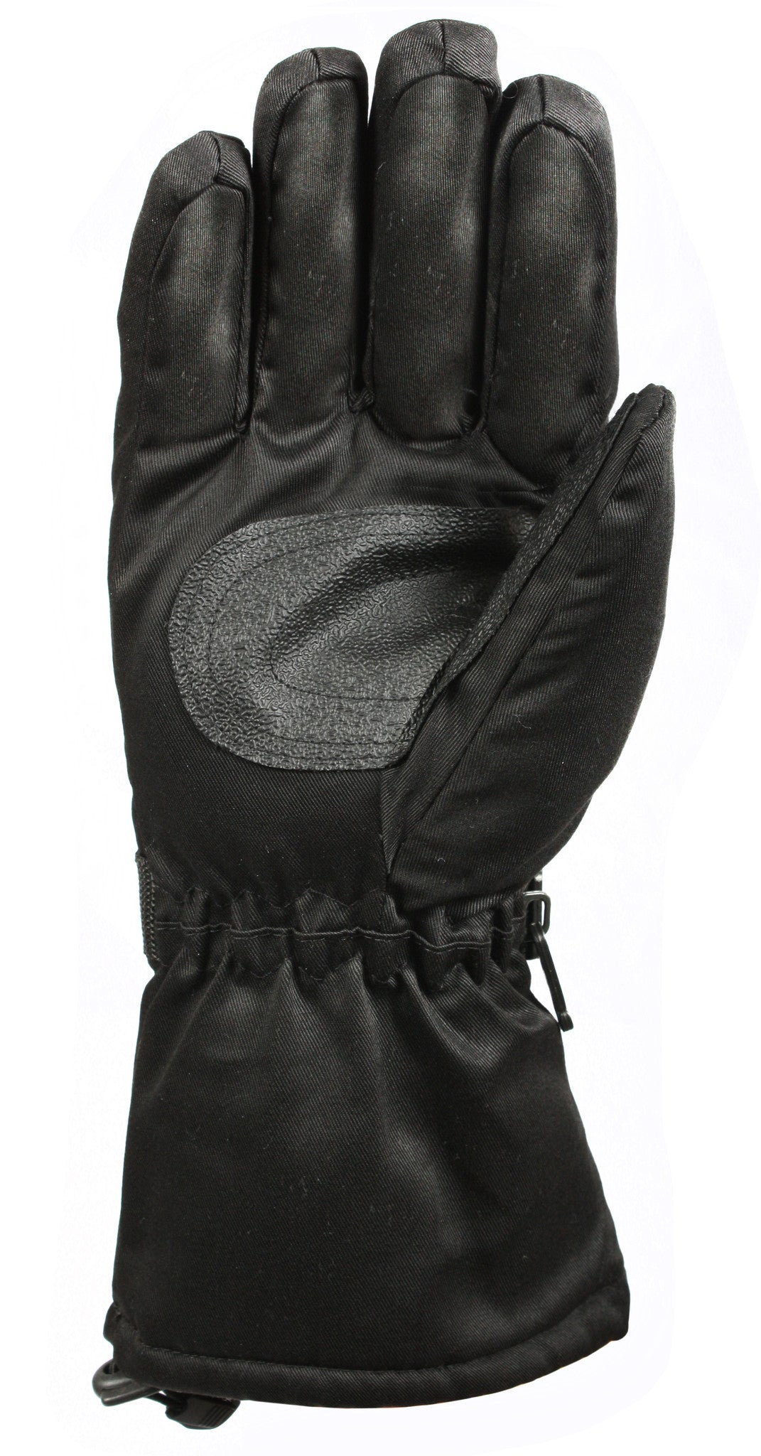 military winter gloves extra long thermoblock black rothco 4756