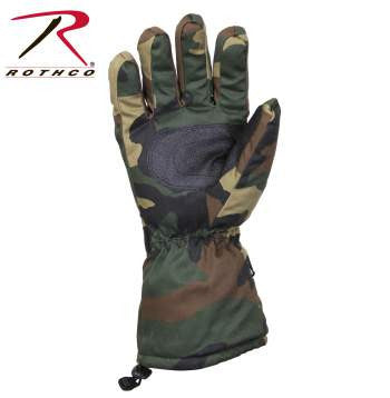 Extra-Long Insulated Gloves - Delta Survivalist
