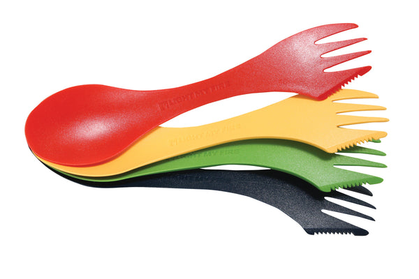 Light My Fire 4-Pack Sporks - Delta Survivalist