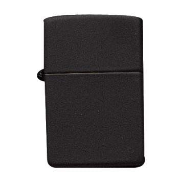 Black Matte Lighter - Delta Survivalist
