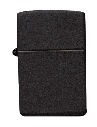 Black High Polish Lighter - Delta Survivalist