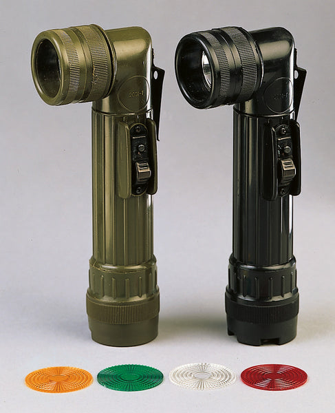 Army Style C-Cell Flashlights