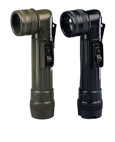 Army Style C-Cell Flashlights - Delta Survivalist