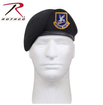 Inspection Ready Beret With USAF Flash