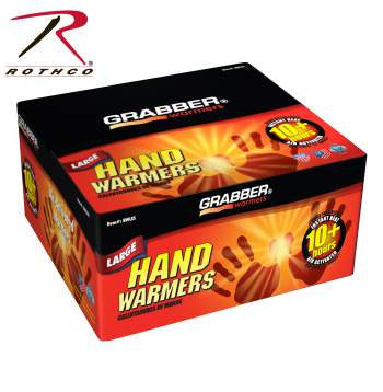 Large Hand Warmers - Delta Survivalist