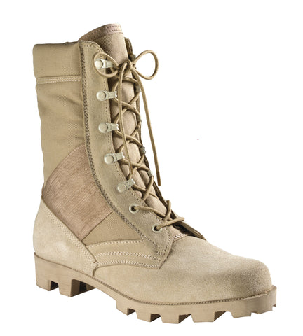 G.I. Type Speedlace Desert Tan Jungle Boot - Delta Survivalist