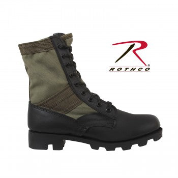 Classic Military Jungle Boots