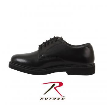 Military Uniform Oxford Leather Shoes - Delta Survivalist