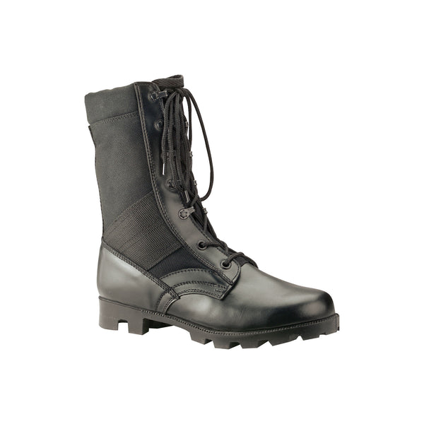 Black G.I. Type Speedlace Jungle Boot - Delta Survivalist