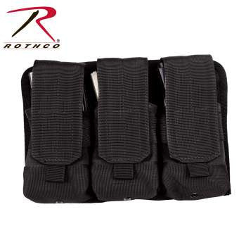 Universal Triple Mag Rifle Pouch