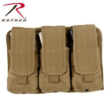 Universal Triple Mag Rifle Pouch - Delta Survivalist