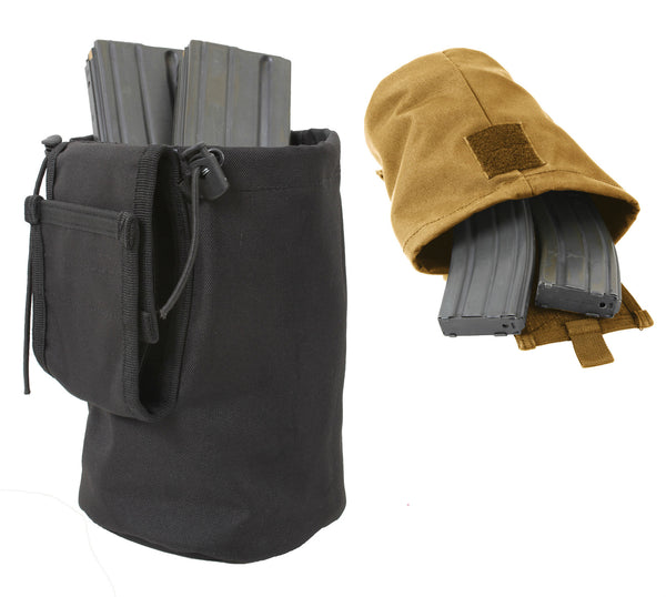 Roll-up Utility / Dump Pouch - Molle - Delta Survivalist