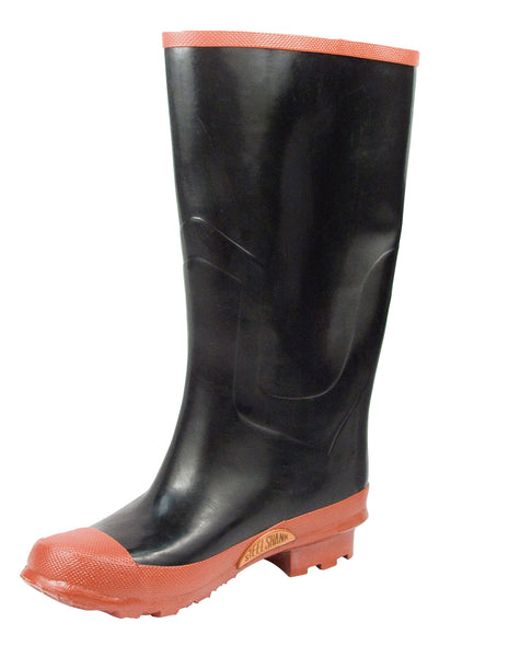 15.5 Inch Rubber Rain Boot