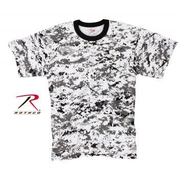 Kids Digital Camo T-Shirt - Delta Survivalist