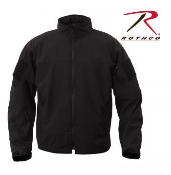 Covert Ops Light Weight Soft Shell Jacket - Delta Survivalist