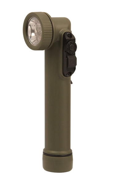 Mini LED Army Style Flashlight - Delta Survivalist