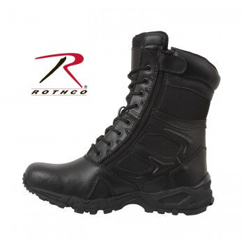 Forced Entry Deployment Boot With Side Zipper - Delta Survivalist