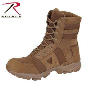 Forced Entry AR 670-1 Coyote Tactical Boot - Delta Survivalist