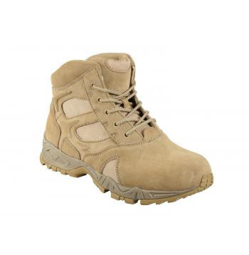 6 Inch Forced Entry Desert Tan Deployment Boot - Delta Survivalist