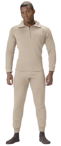 ECWCS Polypro Zip Collar Shirts - Delta Survivalist