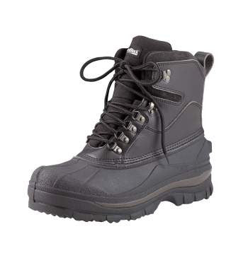 "8"" Extreme Cold Weather Hiking Boots - Delta Survivalist"