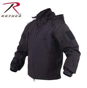 Concealed Carry Soft Shell Jacket - Delta Survivalist