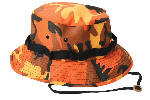 Camo Jungle Hat - Delta Survivalist